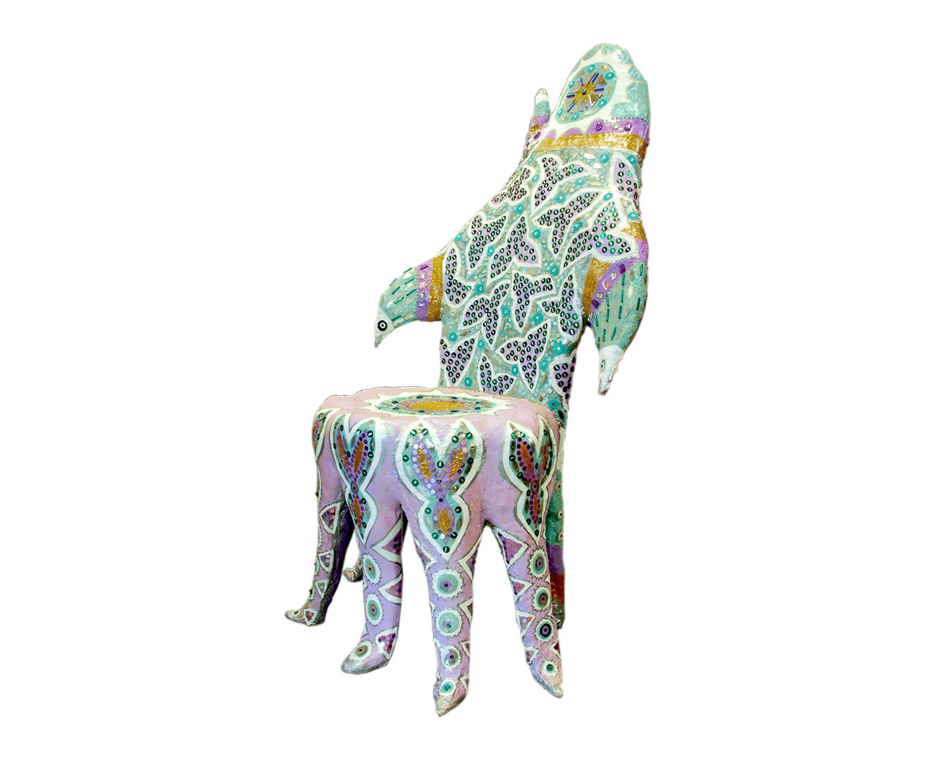 Extravaganter Personality Chair G. Clark OCTOFISH